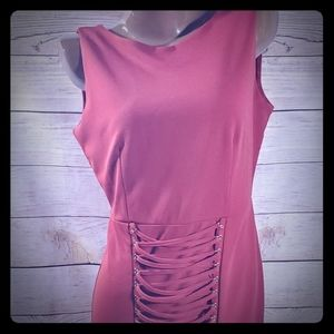 Xtaren Lace Up Dress Sz Large